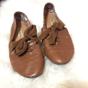 Steve Madden Womens Size 7.5 Shoes Tabbi Oxfords